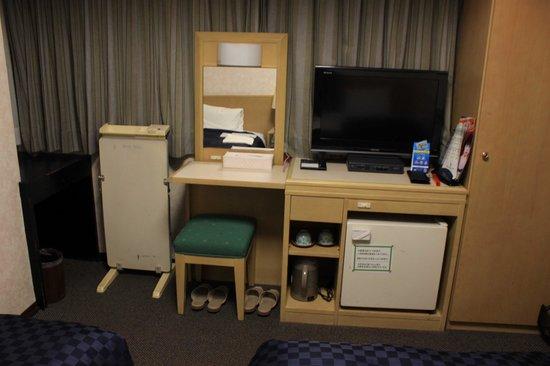 Matsue Urban Hotel: 部屋