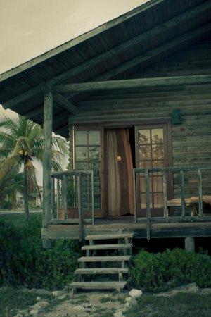 Villa Marinera: La villa vue mer