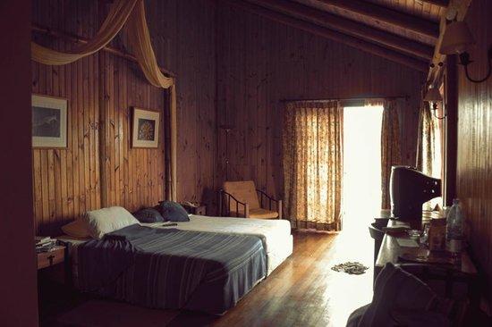 Villa Marinera: La chambre
