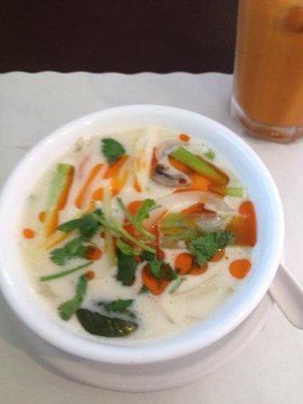 Ida Thai Cuisine: Tom Kha Kai