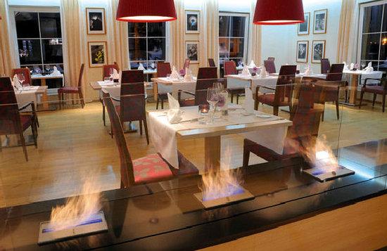 Kur- und Wellnesshaus Spree Balance: Restaurant