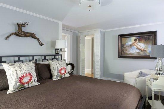Hartstone Inn & Hideaway: Champagne Suite