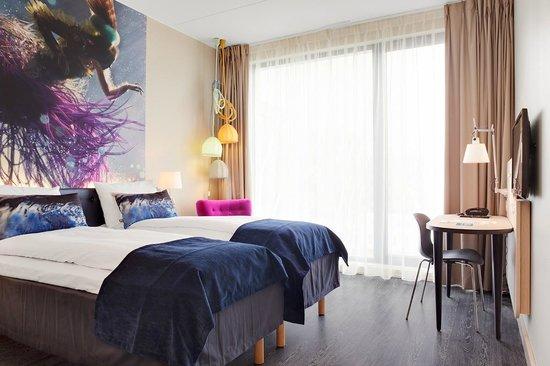 Scandic Fornebu: Room