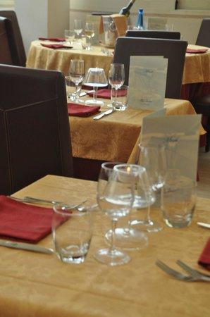 Hotel Alexander: Sala Ristorante
