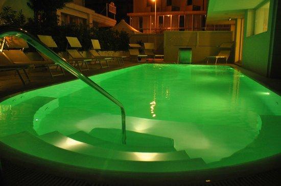Hotel Alexander: Piscina