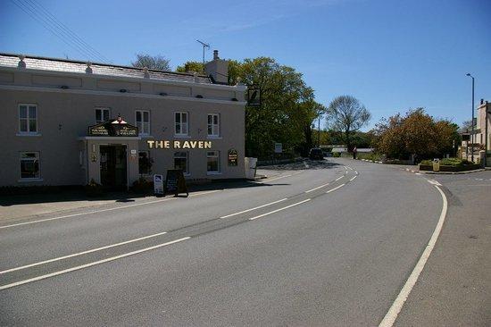 The Raven Pub: The Raven, Ballaugh