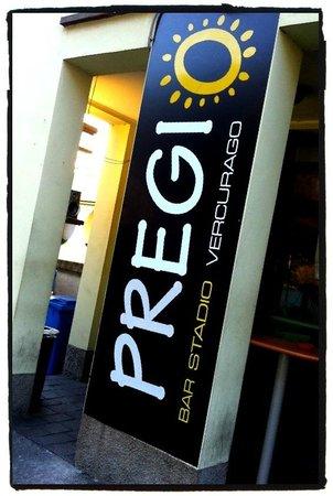 bar PREGIO