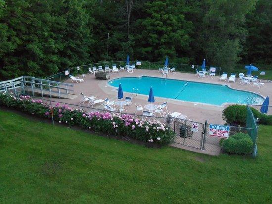 Forest Glen Inn: pool