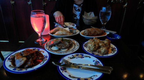Tapas at Solea, Waltham, MA - Picture of Solea Restaurant and Tapas ...