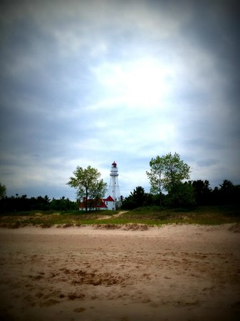 Point Beach State Forest: Point Beach State Park