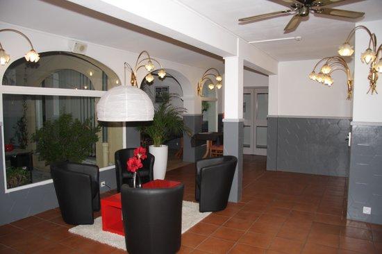 Hotel Restaurant Fabian des Baux: Le bar