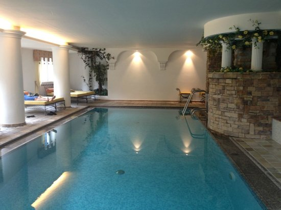 Residence St. Martin Appartements: piscina classica