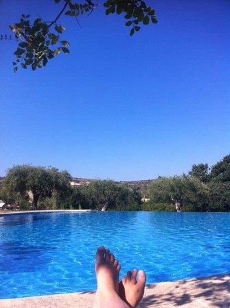 Masseria degli Ulivi: Swimming pool