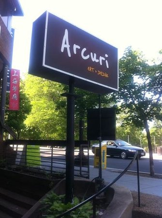 Photo of Italian Restaurant Arcuri at 2400 Wisconsin Ave. Nw, Washington, DC 20007, United States