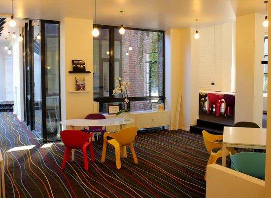 FunKey Hotel : The FunKey lobby