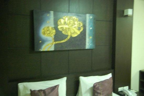Regent Suvarnabhumi Hotel: the room