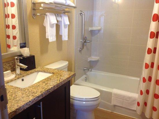 TownePlace Suites Sudbury : Bathroom