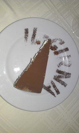 Il Girna Restaurant: My 'slab' of Tiramisu
