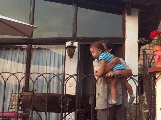 Cabanas Revi Inn: CABAÑA