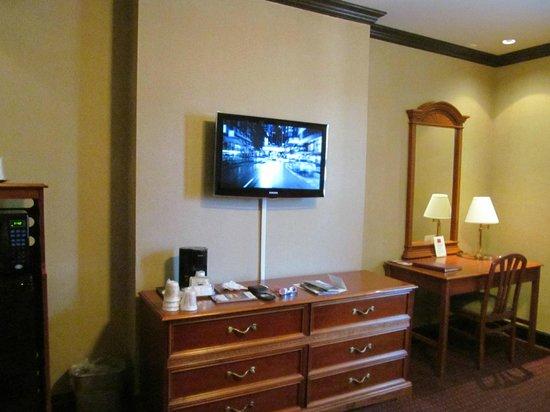 Hotel Newton: Buen tamaño