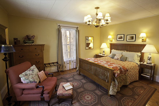 Lyttleton Inn : Comfortable and charming rooms