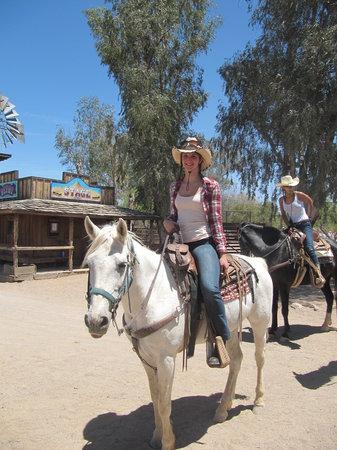 White Stallion Ranch: My gorgeous horse Riata