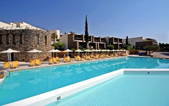 Mirabello Beach & Village Hotel : Pool