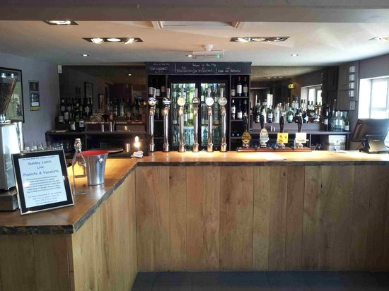 The Hanging Gate: The bar