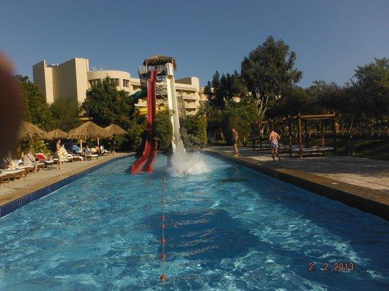 Sindbad Aqua Park : aqua park