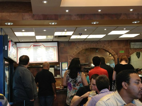 Photo of Middle Eastern Restaurant Bamiyan Kabob at 62 Overlea Boulevard, Toronto, Canada