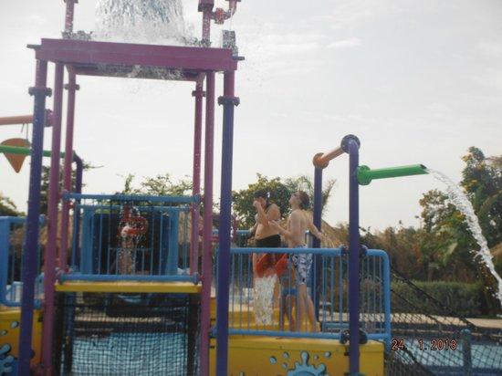 Sindbad Aqua Park : Aqua park dla dzieci
