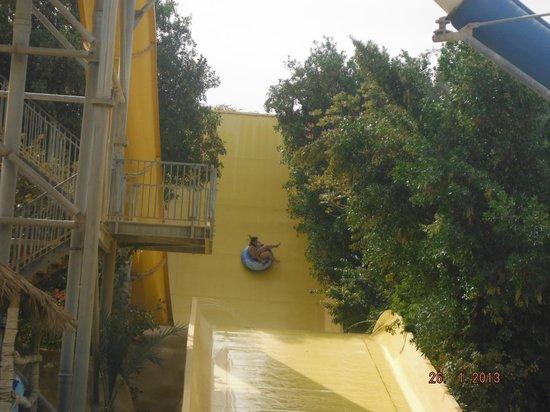 Sindbad Aqua Park : Aqua parka