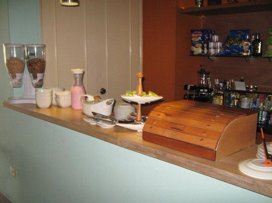 Hotel & Spa Molicie: Buffet desayuno