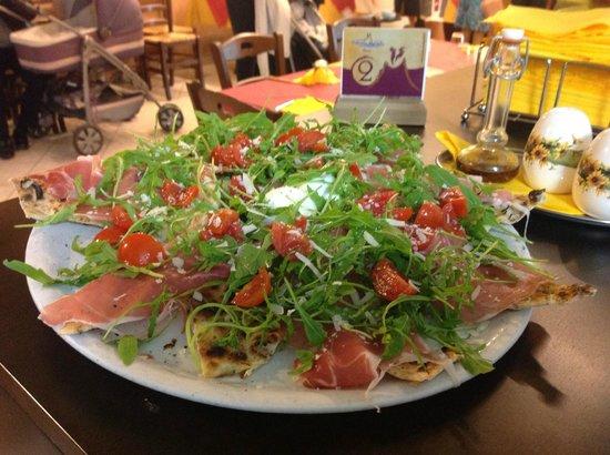 Pizzeria Vulcano Marsili : Antipasti