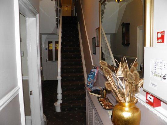 Aristocrat Guest House: Main entrance