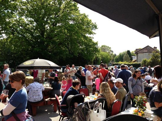 The Hideaway Bar & Restaurant: The Hideaway's first ever beer festival