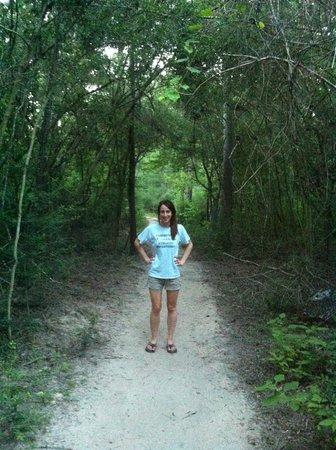 George Mitchell Nature Preserve: Nature walk!