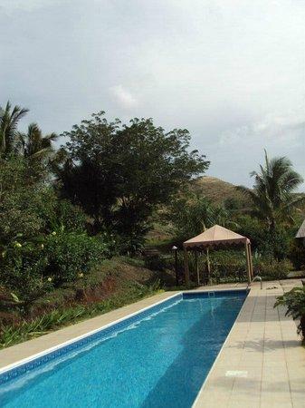 Palmlea Farms Lodge & Bures: Pool for laps