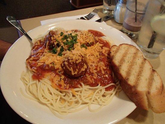 Boston Pizza: Smoky Mountain Spaghetti