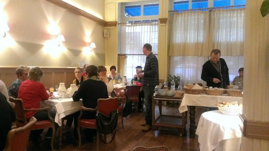 Saint Regis: Frühstücksraum