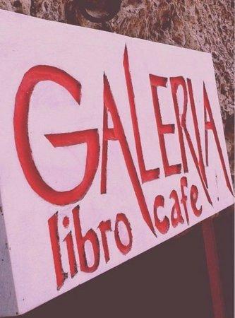 Galeria Libro-Cafe