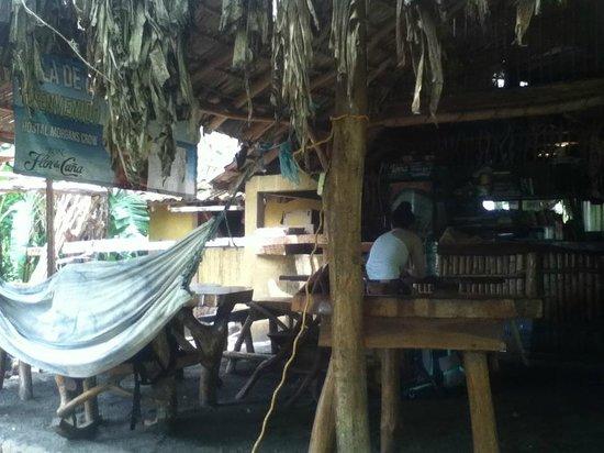 Little Morgan's: Partial View Bar-Resto