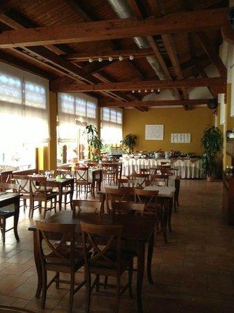 Dune Agriturismo Relais: Sala da pranzo