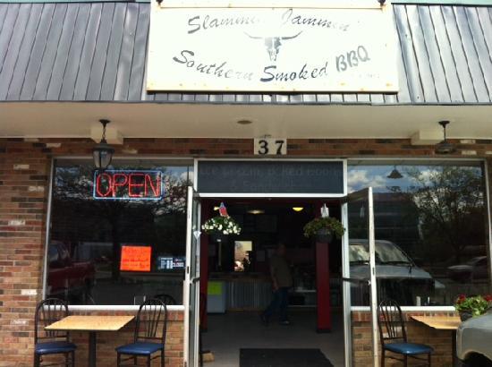Slammin Jammin Southern Smoked BBQ: Slammin Jammin BBQ