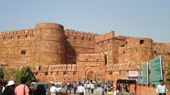 Indian Travel Tour - Private Day Tours: Taj mahal day tour with