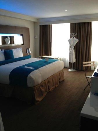 Hotel Le Bleu: Entry to room