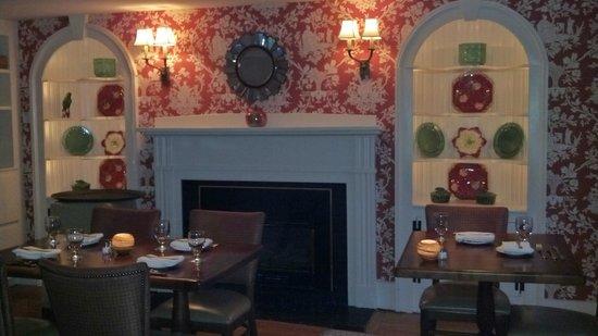 York Harbor Inn : Dining room