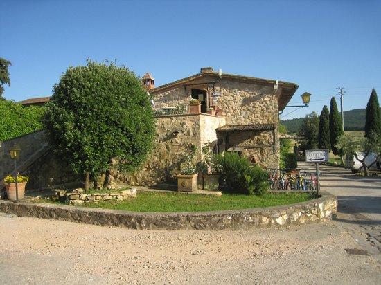 Borgo Il Poggiaccio: Reception