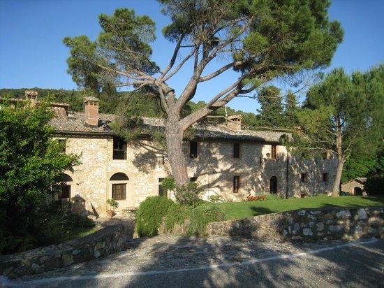 Borgo Il Poggiaccio: Apartment building