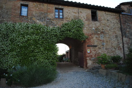 Agriturismo Marciano: Exterior of the main House